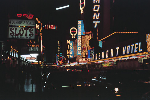 Las Vegas, Nevada, 1975