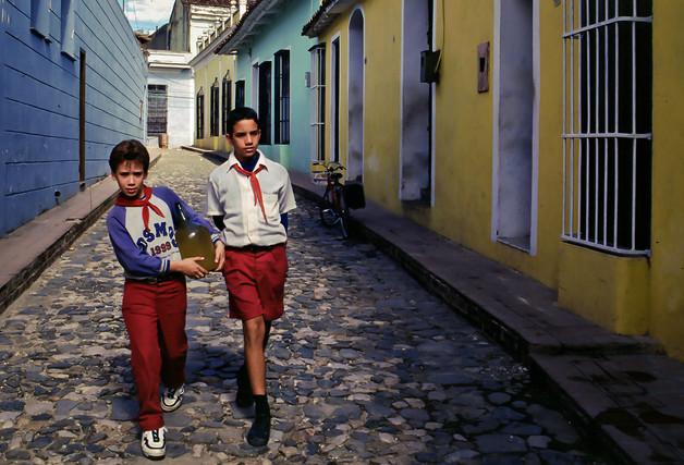 Sancti Spiritus, Cuba, 1999