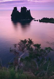 Hienghene, Grande Terre, Nuova Caledonia, 2000