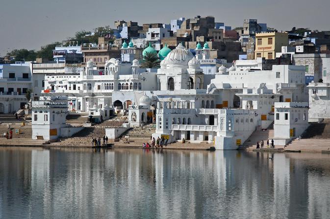 Pushkar, India, 2005