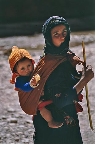 Gole del Todra, Marocco, 1990