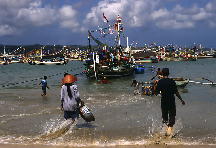 Jimbaran, Bali, 1995
