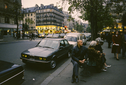 Boulvard Saint Germain, 1991