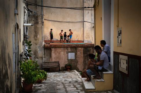 Tricarico, Basilicata, 2020