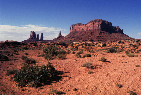 Monument Valley, Arizona, 1975