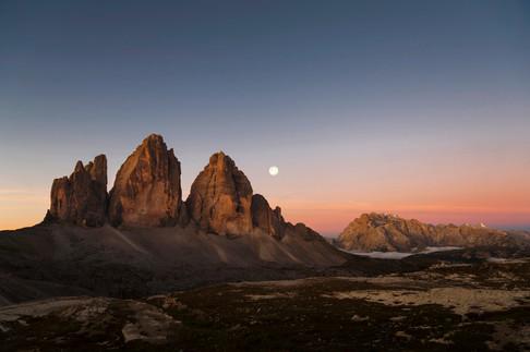 Tre Cime di Lavaredo, Trentino Alto Adige, 2019