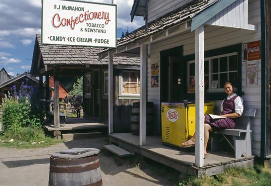 Barkerville, British Columbia, 2004