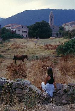 Monacìa, Corsica, 1991