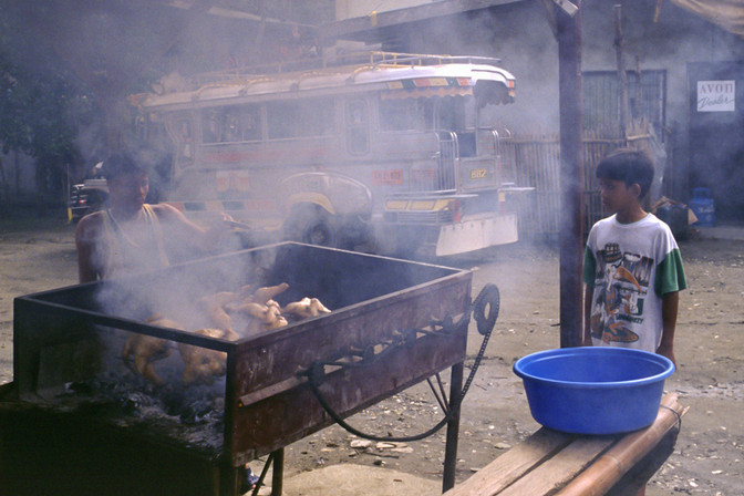 Sabang, Filippine, 1998