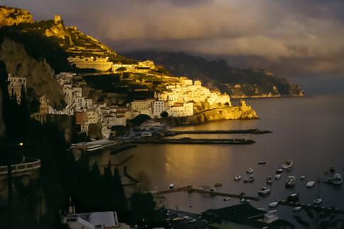 Amalfi, Campania, 2002