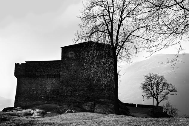 Castello Sasso Corbaro, Bellinzona, 2019
