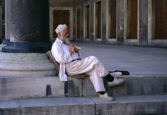 Ibrahim, Istanbul, Turchia, 1996