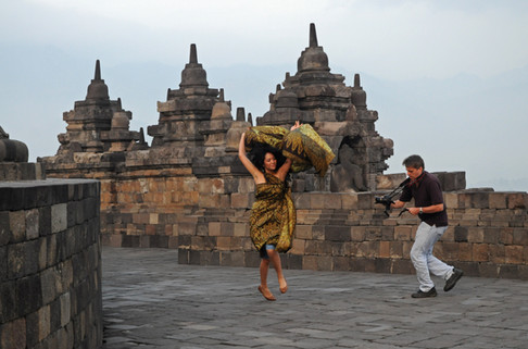 Borobudur, Indonesia, 2011
