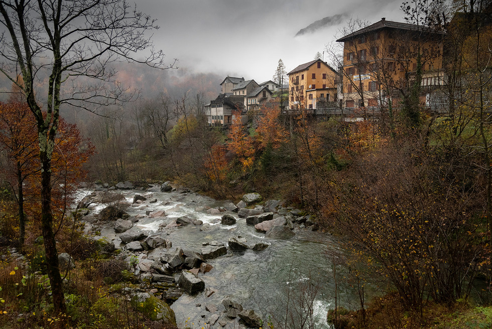 Val Verzasca, 2018