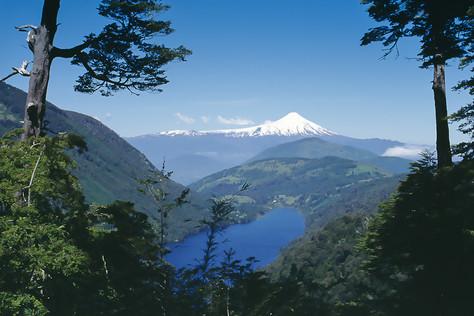 Huerquehue, Vulcano Villarica, Cile, 2003