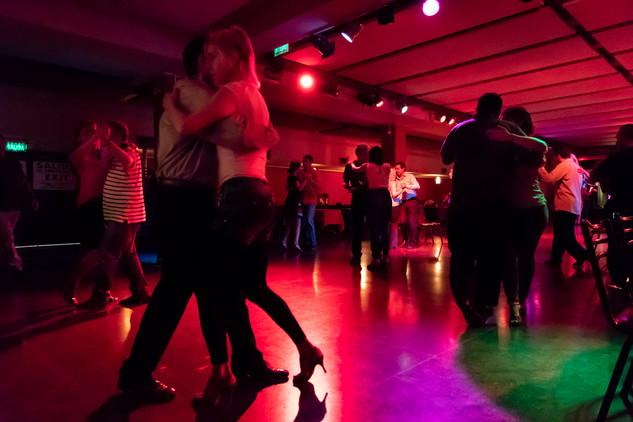 La Viruta Tango, Buenos Aires, Argentina, 2018