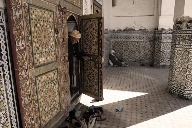 Tamegroute, Marocco