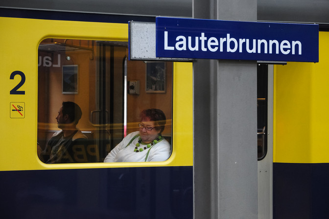 Lauterbrunnen, Berna, 2010