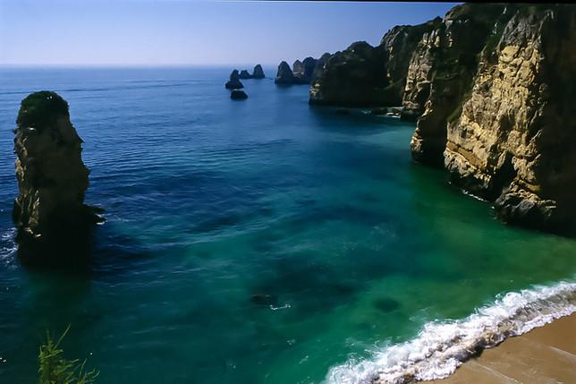 Praia Dona Ana, 1997