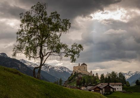 Castello di Taras, Scuol, 2020