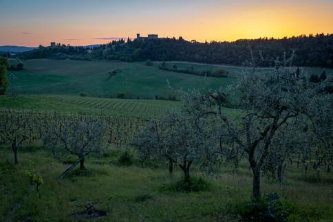 Poggibonsi, Toscana, 2019