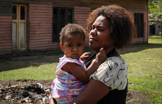 Nacula Village, Yasawa, Fiji, 2015