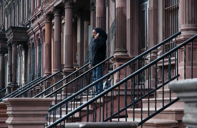 Harlem, New York City, 2005