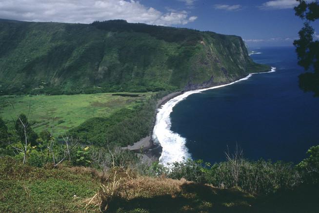 Waipio-Hawaii, 1997