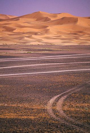 Merzouga, Marocco, 1990