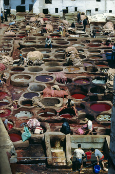 Fes, Marocco, 1990