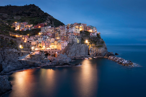 Manarola, Cinque Terre, Liguria, 2019