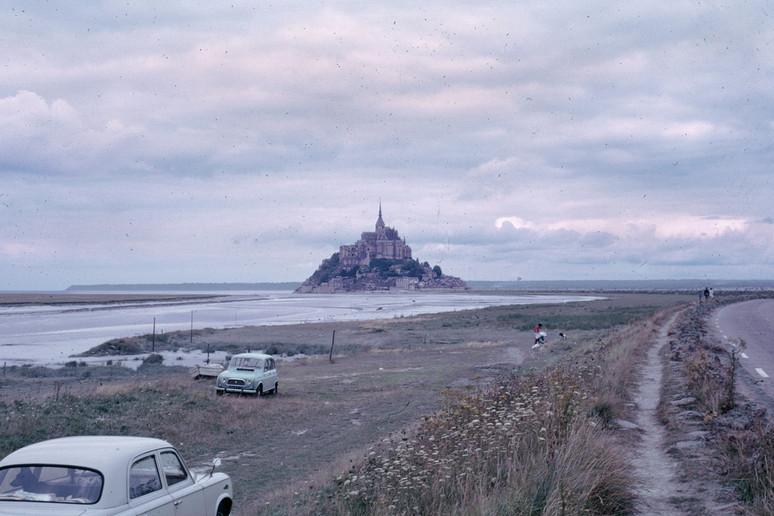 Mont St. Michel, 1971