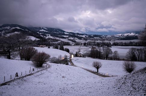 Gruyere, Friburgo, 2020