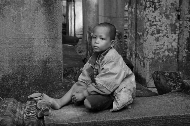 Angkor, Cambogia, 2010