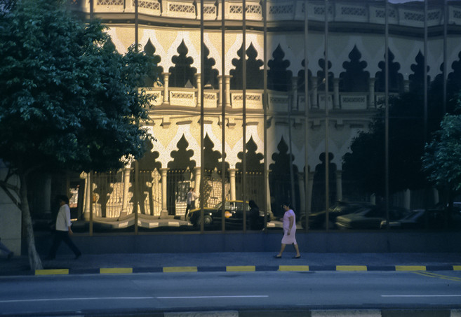 Kuala Lumpur, Malesia, 1988