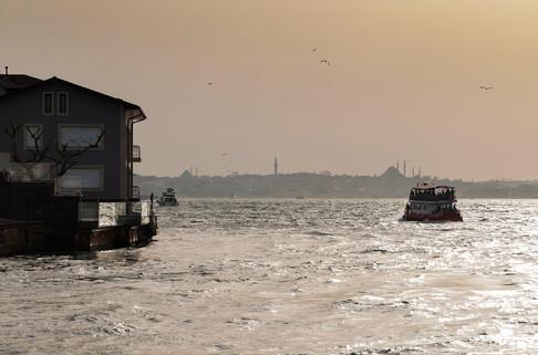 Bosforo, Istanbul, Turchia, 2018