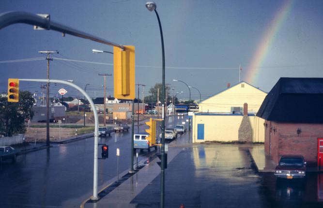 The Pas, Manitoba, 1976