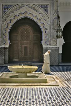 Moschea Karouin, Fes, Marocco, 1990