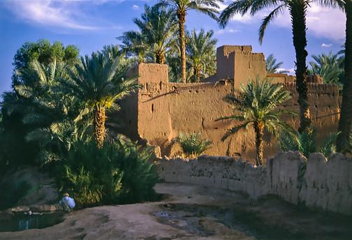 Zagora, Marocco, 1990