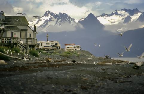 Homer, Alaska, 1992