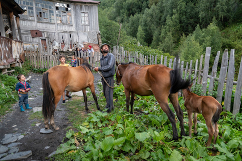 Ushguli, Svaneti, Georgia, 2019