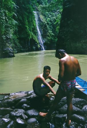 Pangsanjan, Filippine, 1998