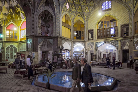Kashan, Iran, 2017