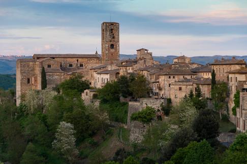 Colle Val d'Elsa, Toscana, 2019