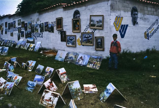 Carlos(11), Merida, Venezuela, 1993