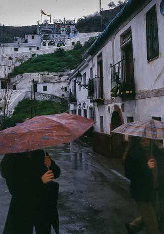 Quartiere Albaicin, Granada, 1997