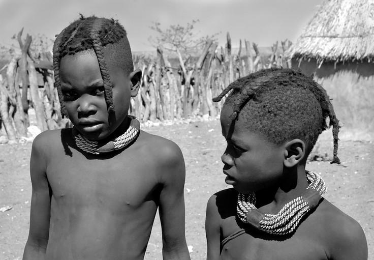 Himba, Namibia, 2006