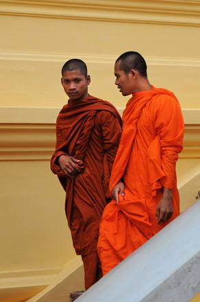Phnom Penh, Cambogia, 2011