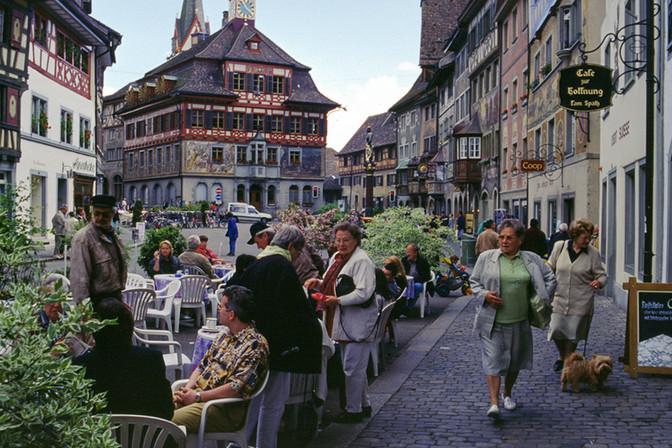 Stein am Rhein, Sciaffusa, 2000