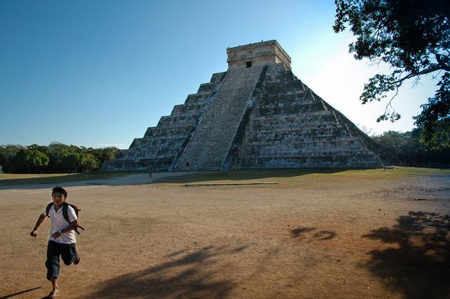 Chichèn Itza, Messico, 2009